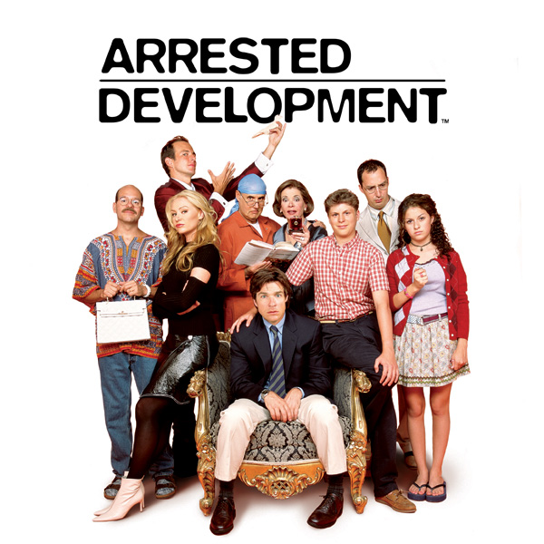 2 samedi Séries Arrested Development