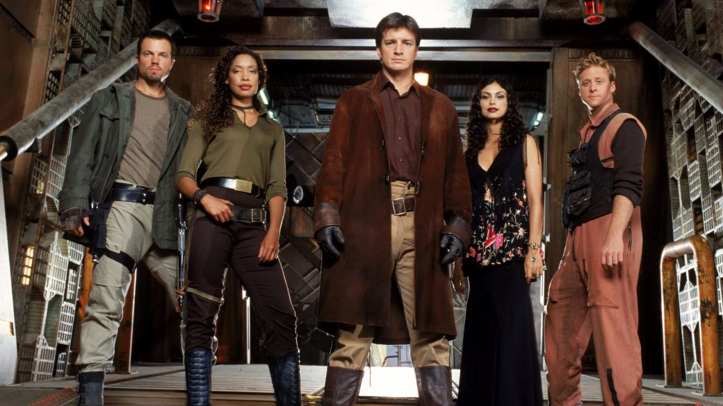Firefly-science-fiction