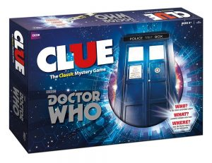 Cadeaux Doctor Who