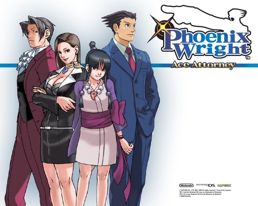 Nintendo DS - Ace Attorney