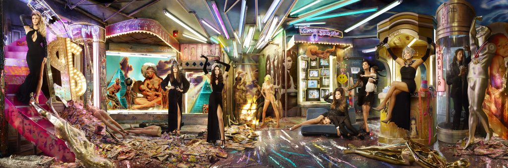 David LaChapelle - Kardashians
