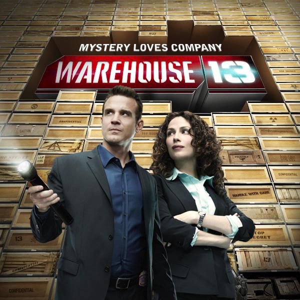 Si vous avez aimé Warehouse 13