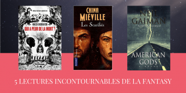 Article livres fantasy PAL