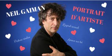 Neil Gaiman écrivain