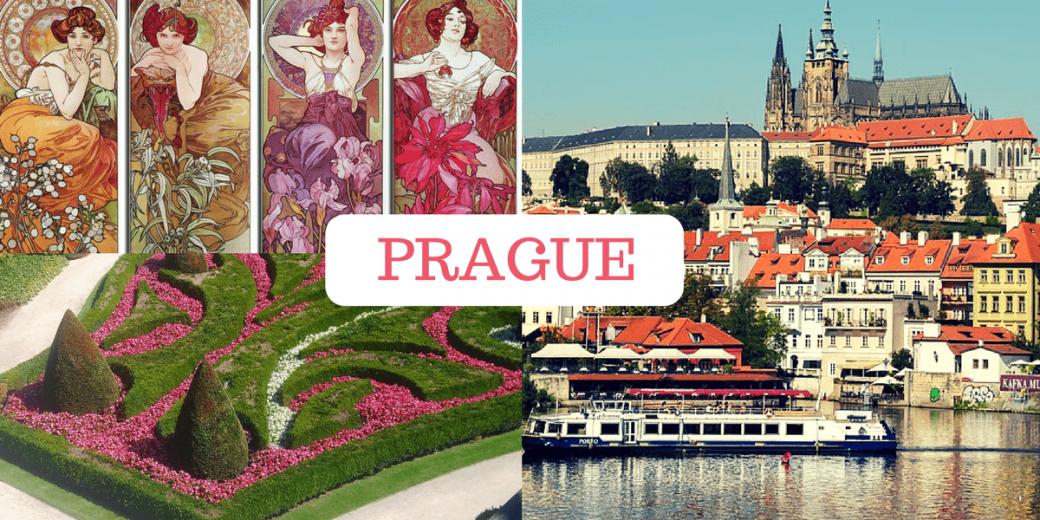Prague ville culture